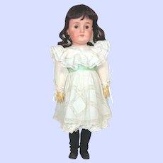 Antique Karl Hartman 24 inch Bisque Head Doll