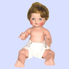 American Character New Born Baby Doll From 1950's