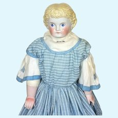 Alt Beck Gottschalck China Head Doll