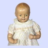 Effanbee Lovums Composition Cloth Mama Doll