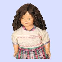 Effanbee Marilee Composition Cloth Mama Doll