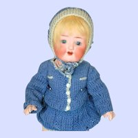 Heubach Koppelsdorf 320 Bisque Head  Toddler Doll