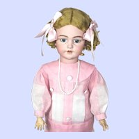 1249 Santa Bisque Head Character Doll by Simon & Halbig