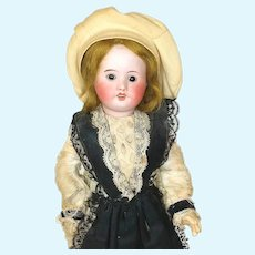 Antique French SFBJ Paris 60 bisque head doll