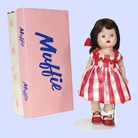 Nancy Ann Storybook Muffie Strung Doll 1953