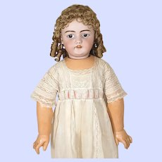 Antique Simon & Halbig 1079 Bisque Head Character Doll