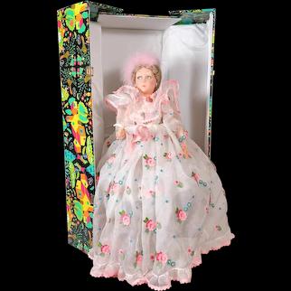 Lenci Lavinia Limited Edition Boudoir Bed Doll
