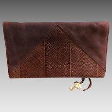 Designer Ruth Saltz Handbag