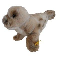 STEIFF 14 CM Robby seal with ID