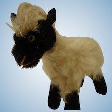STEIFF smallest Snucki/goat 12CM