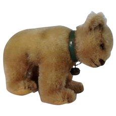 STEIFF Smallest Jungbaer or Bear Cub, 12 CM on all 4s