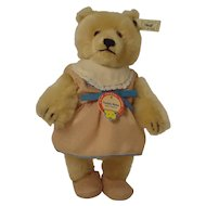 STEIFF Teddy Baby Girl, replica with ID
