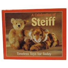 Steiff Book:  A Celebration of STEIFF