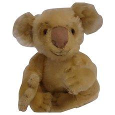 RARE Steiff middle size Koala, 22 CM