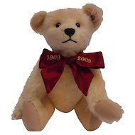 STEIFF 30 cm Light Blond Bear with ID 100th anniversary Bear