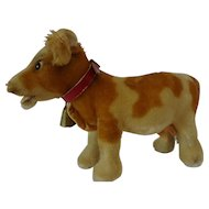 STEIFF Bessy Cow 17 CM with collar and bell