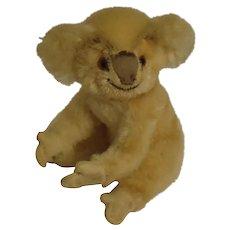 "STEIFF's smallest produced  12 CM Koala (approx 5"")"