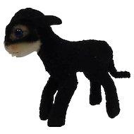 STEIFF 14 CM Rare Swapl Black Lamb