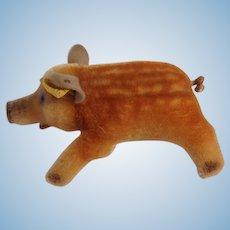 Stieff Wild Mohair Boar 10CM
