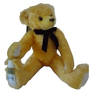 18 inch Merrythought Musical Bear- Alpha Farnell- Sunshine Davidson