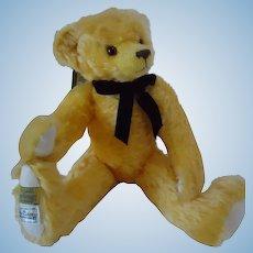 18 inch Merrythought Musical Bear- Alpha Farnell- Sunshine Davidson