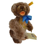 STEIFF 16CM Historic Miniature Series, Zotty Bear