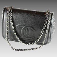 Chanel Black Flap Purse