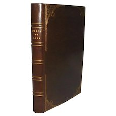 1817 The Dance of Life,  A Poem by William Combe  First-Edition Illustrated