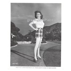 Original 1946 Vintage Photograph of Susan Hayworth ,Universal Pictures Photo