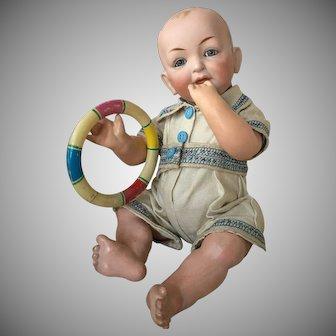 "Cutest 16"" Baby Jean Character Kestner Doll"