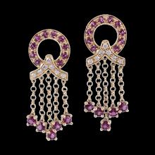 Earrings  Vintage Jewelry