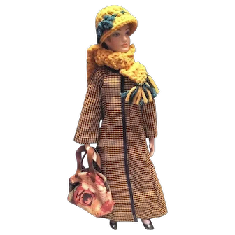 Nellie Bly doll UFDC Convention