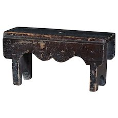 Antique English Stool