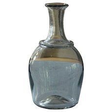 19th Century Antique French Cider / Bistro Wine Carafe Decanter #2