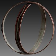 Antique English Fairground Game Hoops