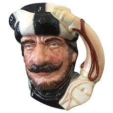 """Royal Doulton Characters Jug """" Trapper"""""""