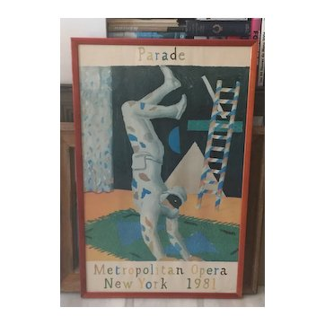 David Hockney - British 1937