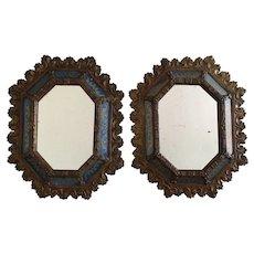 A Pair of Stunning 18th'Century Spanish Wall Mirrors (Sevilla)
