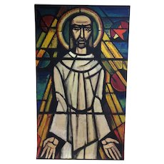 4 Outstanding Drawings done for Stained Glass Church Windows.