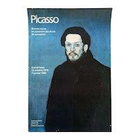 """Pablo Picasso """"Grand Palais - Paris"""""""