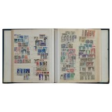Stamp Album from Private Collector