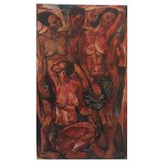 N'damvu Tsiku Pezo / Boma - Congo / 1939-1997