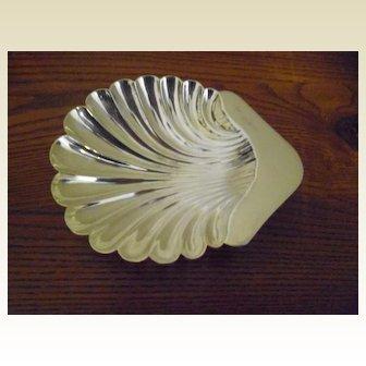 AntiqueChester Silver Hallmarked  Butter or Trinket Dish
