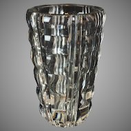 St Louis French vase by Jean Sala