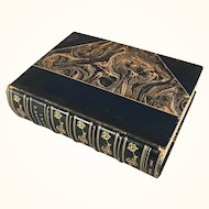 Poetical Works of Alfred, Lord Tennyson, Complete Edition With Illustrations, published 1885 by Crowell