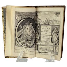 "book: ""The Historie of the Life and Death of Mary Stuart Queene of Scotland"" published 1636"