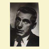 "Humphrey Bogart - iconic 1930s studio portrait- George Hurrell, 47""x35"""