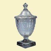 George III 18th c. Irish sweetmeat/covered urn