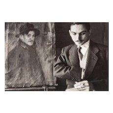Inge Morath Photograph of Picasso