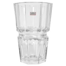 Baccarat Edith Extra Large Crystal Vase